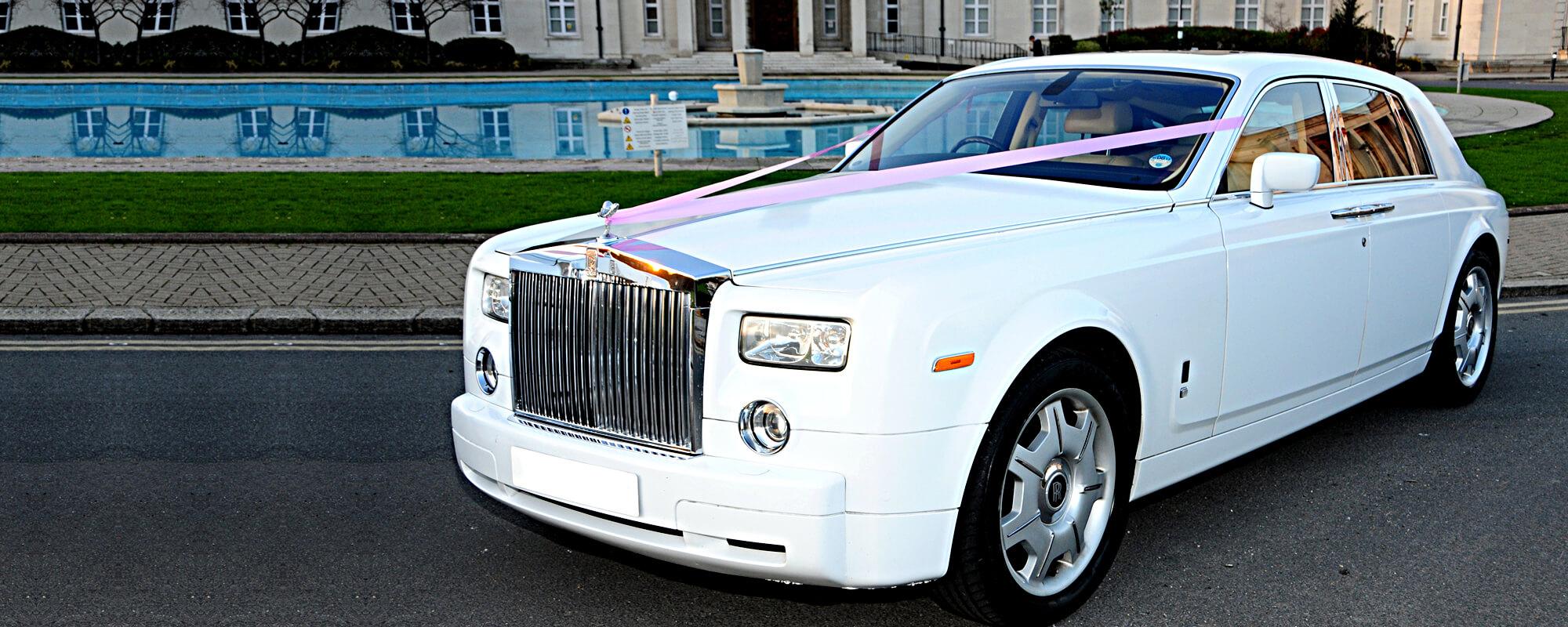 Beautiful Cars Make Wedding